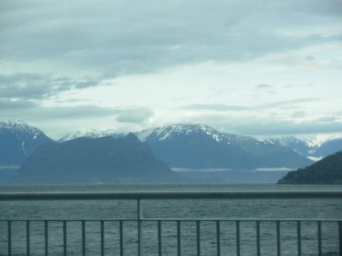 Sky Mountain Sea