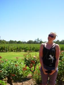 Jill at Capel Vale
