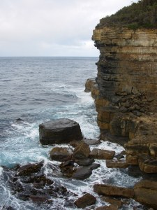 Cliffs at Devil's Kitchen