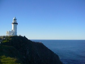 The most Eastern Point in OZ - Byron Bay