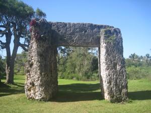 The Trilion Near Niutoua