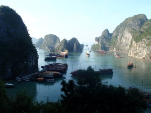 Halong Bay, Northern Vietnam