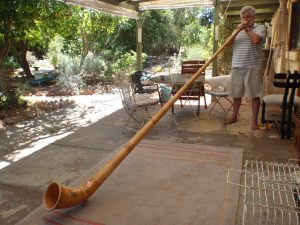 Richard & His Alphorn